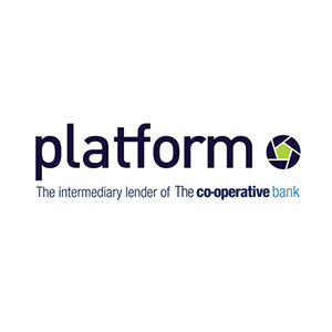 Platform money mortgage lender logo