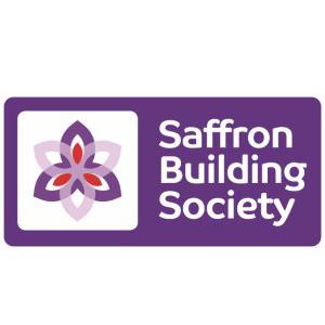 Saffron Building Society mortgage logo
