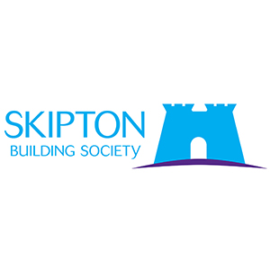 Skipton Building Society mortgages logo