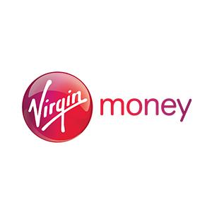 Virgin money mortgage logo